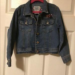WTG BLUES jean jacket